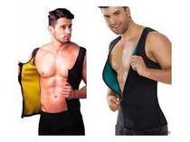 Camiseta Redutora De Medidas Fitness Térmica Masculina GG - Hot shapers