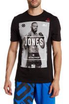 Camiseta Reebok Ufc Jon Jones Edição Especial Ah7508 -