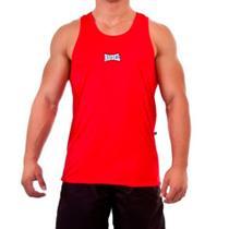 Camiseta Regata Dry Rudel - Vermelho Tamanho P -