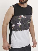 Camiseta Regata Masculina Preto - Fico