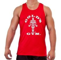 Camiseta Regata Musculação Gold's Gym - The Camisetas
