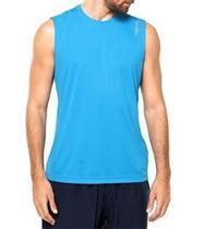 Camiseta Regata Reebok Para Academia E Corrida De Rua Ax9860 -