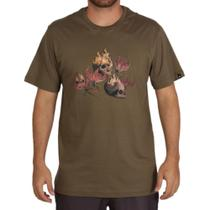 Camiseta Regular Mcd Flame -