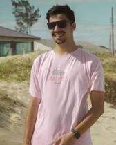 Camiseta Rosa Always Street Co. Summer -