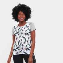 Camiseta Roxy Lunar Shir Feminina -