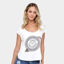 Camiseta Roxy Vintage Stop Desert Feminina -