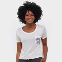 Camiseta Roxy Vintage Thunder Feminina -
