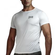 Camiseta Rudel Muscle Dry Masculino Branco - Tamanho P -