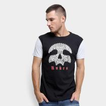 Camiseta Rukes Caveira Masculina -