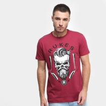 Camiseta Rukes Skull Barber  Masculina -