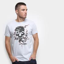 Camiseta Rukes Skull Mummy Masculina -