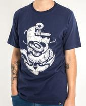 Camiseta skull in the anchor - Us street
