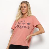 Camiseta Sommer Be Yourself Feminina -