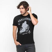 Camiseta Sommer Estampa Challenge -