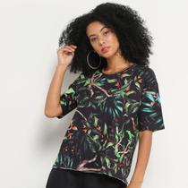 Camiseta Sommer Selva Feminina -