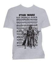 Camiseta Star Wars Marcha Imperial - Vilões Nerds