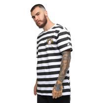 Camiseta Starter Black Label Gato Felix Stripes -