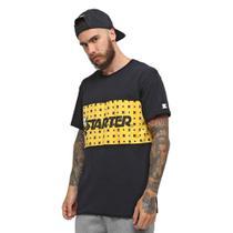Camiseta Starter Especial Gato Felix Colorblock -