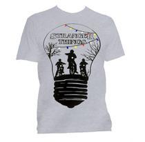 Camiseta Stranger Things - Vilões Nerds
