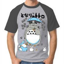 Camiseta Studio Ghibli  Totoro - Vilões Nerds