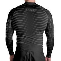 Camiseta Surf Proteção UV Venom ATL - Atlética Esportes
