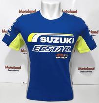 Camiseta Suzuki Ecstar Moto GP Royal All Boy 262 -