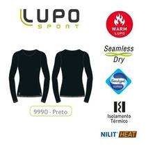 Camiseta termica feminina lupo 71633 -
