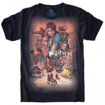 Camiseta The Last of Us - Camisetas 4Fun