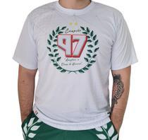 Camiseta Titulo 1997 - X9 Paulistana - Tamanho M -