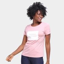 Camiseta Tommy Hilfiger Estampada Feminina -