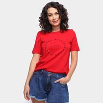 Camiseta Tommy Hilfiger MCM Feminina -