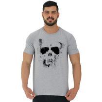 Camiseta Tradicional Manga Curta MXD Conceito Ghost Fantasma -