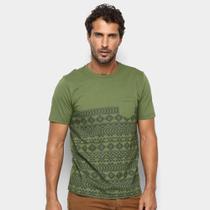 Camiseta Treebo Étnico Masculina -