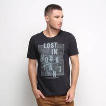 Camiseta Treebo Lost Montain Masculina -