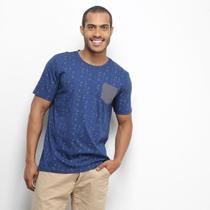 Camiseta Treebo Mini Print Masculina -
