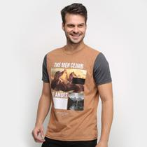 Camiseta Treebo The Andes Masculina -