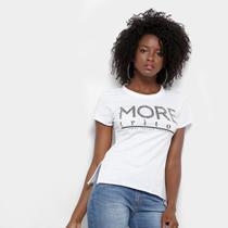 Camiseta Triton Estampa Logo Feminina -