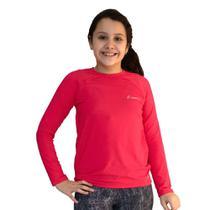 Camiseta UV Protection Just Fit Infantil Manga Longa Raglan / Frutily / 4 -