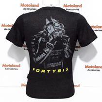 Camiseta Valentino Rossi Moto Gp Vr 46 Fortysix 312 -