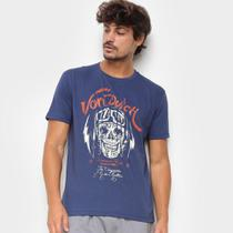Camiseta Von Dutch Moto Live Fest Masculina -
