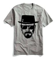 Camiseta Walter White Breaking Bad Masculina E Feminina - The Camisetas