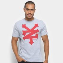 Camiseta Zoo York Cracker Jack Masculina -