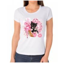 Camisetas Baby Look - Vip