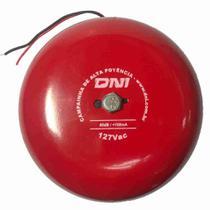 Campainha tipo gongo 127v 95db - Dni