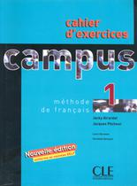 Campus cahier dexercices 1 n/e - Cle international - paris