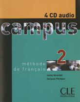 Campus cd classe audio collectif 2 (4) importado - Cle international - paris