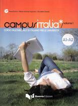 Campus italia 1 (a1/a2) - testo n/e - vol. 1 - Guerra edizioni