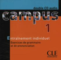 Campus methode de francais cd individuel 1 (2) importado - Cle international - paris