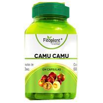 Camu Camu 60 Cápsulas 500mg Fitoplant -
