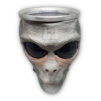 Caneca 3d alien extraterrestre et zumbi  360ml -